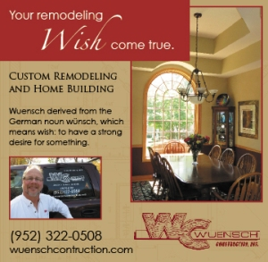 Who's Who Ad | Wuensch Construction
