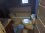 Before -  Bathroom area